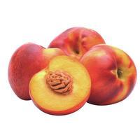 Nectarines en ravier