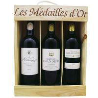 - Les médailles d'or - Bordeaux