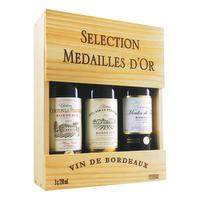 - Sélection les médailles d'or - Bordeaux