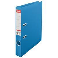 A4 vivida hefboommap, rug van 50 mm – blauw