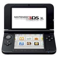 Console portable 3DS XL black