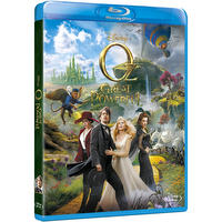 Blu-ray oz the great and powerful