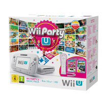 Console Wii Party U Basic Pack