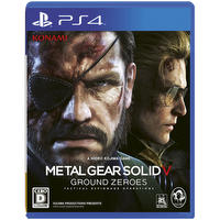 Jeu metal gear solid V ground zeroes pour PS4