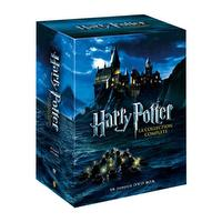 Coffet Blu-Ray intégrale Harry Potter