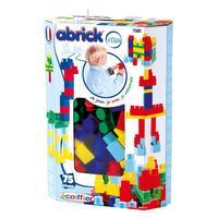 Jeux de construction Abrick Baril - 75 briques bleues