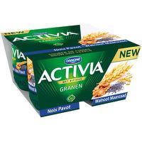 Activia y.fibres 4x125g cereal