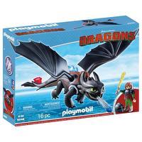 Dragons - Harold en Krokmou