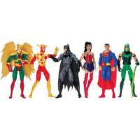 Justice League - pack de 6 figurines
