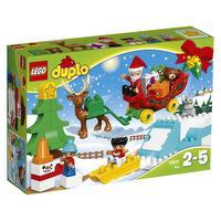 Les vacances d'hiver du Père Noël