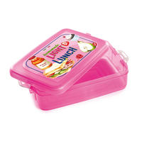 Light lunchbox – roze