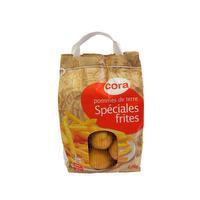 Pommes de terre spéciales frites