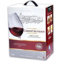 L'Âme du terroir - Cabernet Sauvignon Bag in box -