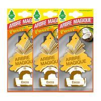 Arbre magique auto luchtverfrisser – kokos