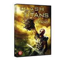 DVD Le choc des Titans sortie 18/08