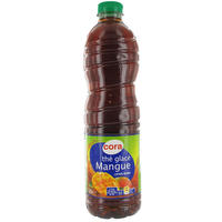 Thé glacé à la mangue