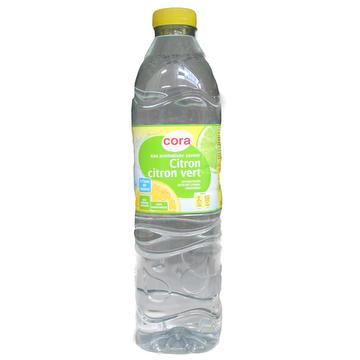 Eau aromatisée citron vert