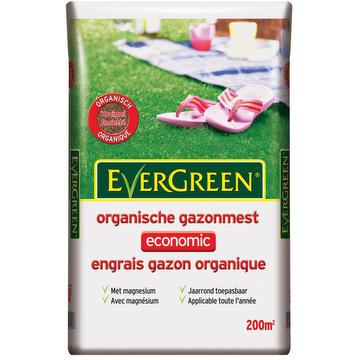 Engrais pour gazon organique