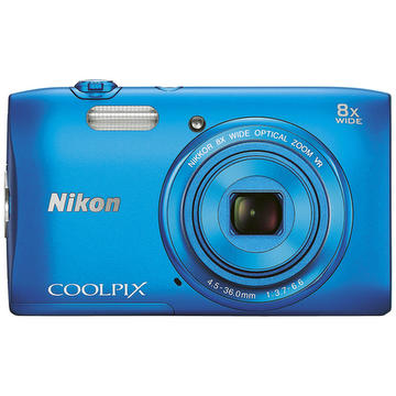 Coolpix S3600 20.7 MP