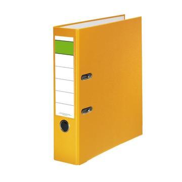Classeur à levier 80 mm – jaune