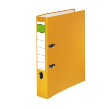 Classeur à levier 50 mm – jaune