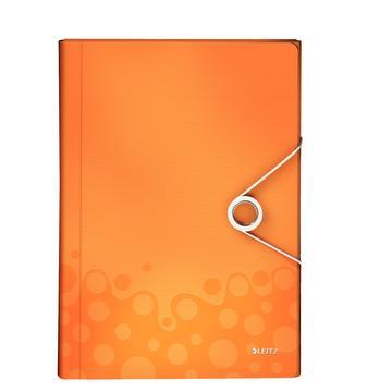 Dossier de réunion A4 WOW – orange