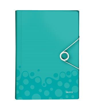 Dossier de réunion A4 WOW – turquoise