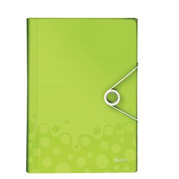 Dossier de réunion A4 WOW – vert