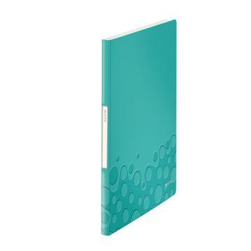 Album de présentation A4 WOW 20 pochettes – turquoise
