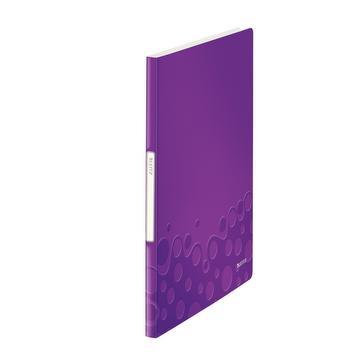 Album de présentation A4 WOW 20 pochettes – violet