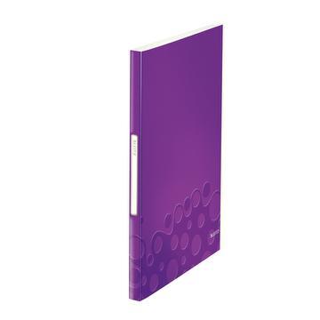 Album de présentation A4 WOW 40 pochettes – violet