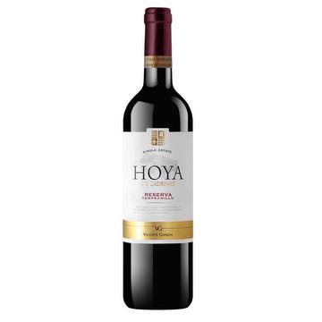 Hoya de Cadenas - 2013 - Reserva - Utiel requena