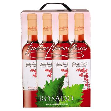 Faustino Rivero Ulecia - Bag in box - Rosé