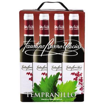 Faustino Rivero Ulecia - Bag in box - Tempranillo