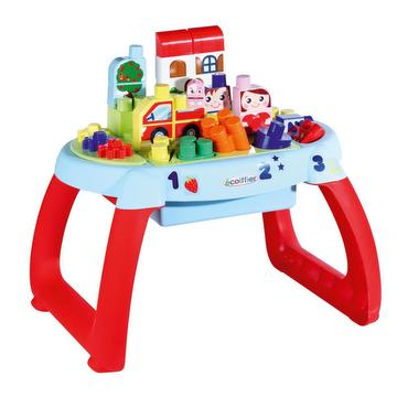 Jeux de construction Abrick - table d'éveil