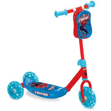 Trottinette 3 roues - Spiderman