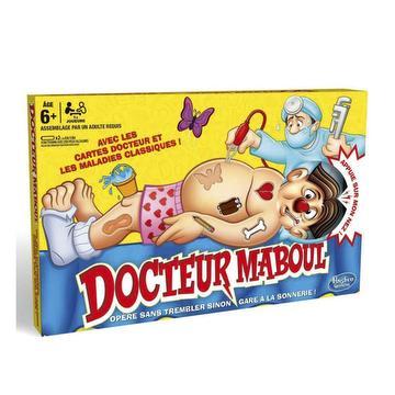 Docteur Maboule - Français