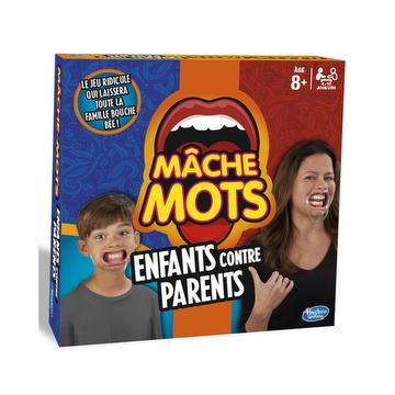 Mâche mots - enfants VS parents