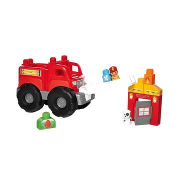 Jeux de construction - camion de pompier