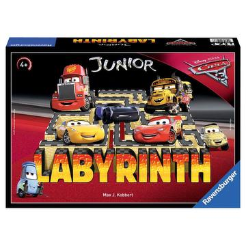 Labyrinthe junior - Cars 3