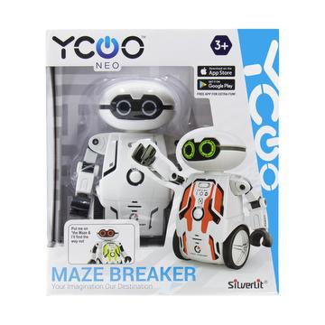 Robot Maze Breaker - blanc