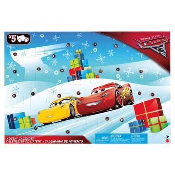Cars 3 - calendrier de l'Avent