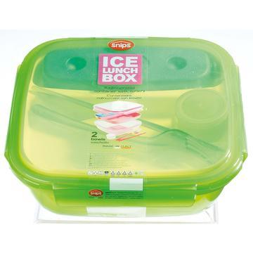 Ice lunchbox – verte