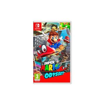 Super Mario Odyssey - Game