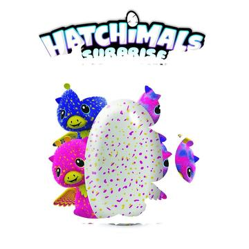 Hatchimals surprise - Girrafin