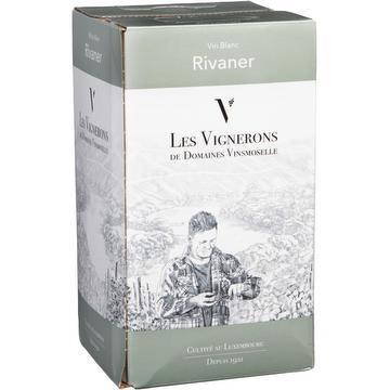 Domaines Vinsmoselle - Bag in Box - RIVANER