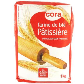 Farine de blé pour pâtissière