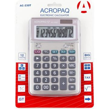 Bureau rekenmachine AC230T
