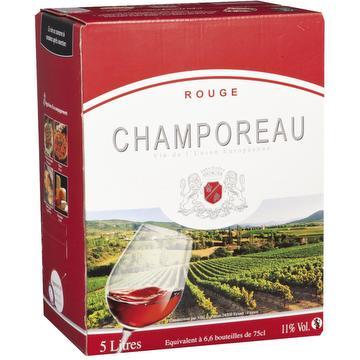 L'Âme du terroir - Bag in box - Champoreau