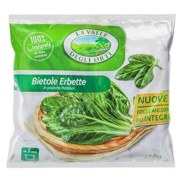 Le bietole erbette – feuilles de blettes